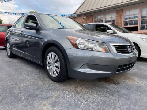 2008 Honda Accord for sale at Wilkinson Used Cars in Milledgeville GA