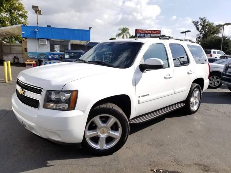 2007 Chevrolet Tahoe for sale at Universal Motors in Glendora CA