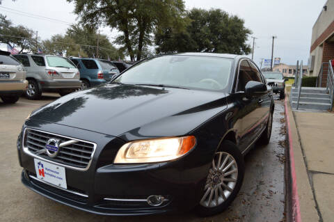 2012 Volvo S80 for sale at E-Auto Groups in Dallas TX