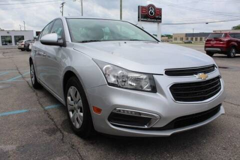 2016 Chevrolet Cruze Limited for sale at B & B Car Co Inc. in Clinton Township MI