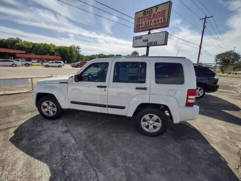 2011 Jeep Liberty for sale at BIG 7 USED CARS INC in League City TX
