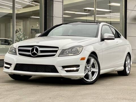 2013 Mercedes-Benz C-Class for sale at Carmel Motors in Indianapolis IN