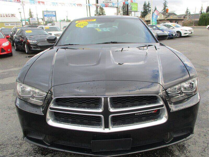2013 Dodge Charger for sale at GMA Of Everett in Everett WA