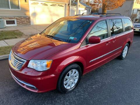 2014 Chrysler Town and Country for sale at Jordan Auto Group in Paterson NJ
