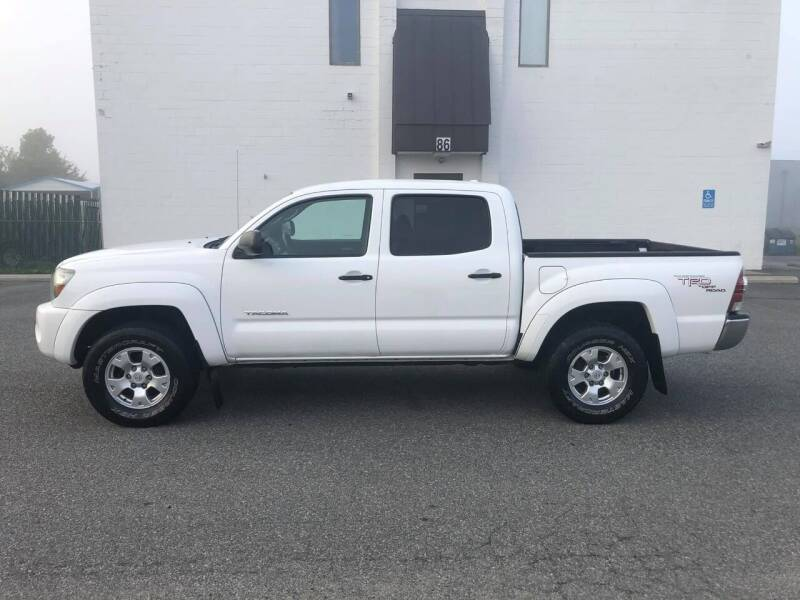 2010 Toyota Tacoma for sale at CR Garland Auto Sales in Fredericksburg VA