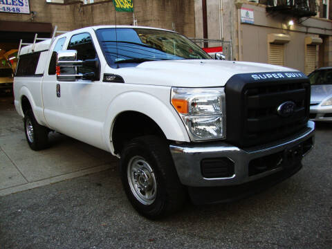 2014 Ford F-350 Super Duty for sale at Discount Auto Sales in Passaic NJ