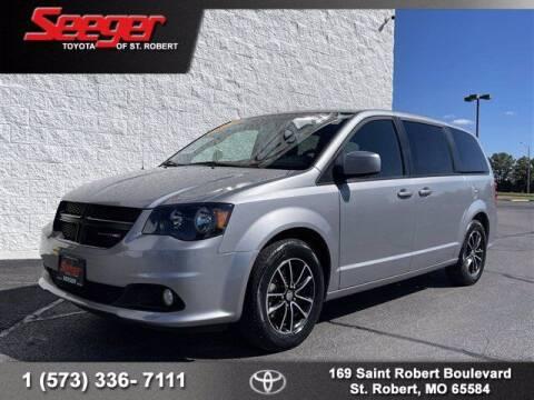 2018 Dodge Grand Caravan for sale at SEEGER TOYOTA OF ST ROBERT in Saint Robert MO