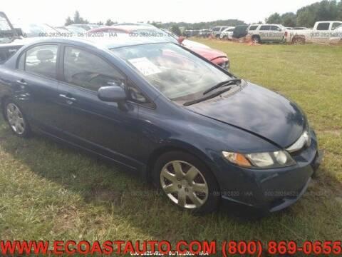 2010 Honda Civic for sale at East Coast Auto Source Inc. in Bedford VA