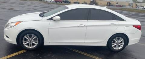 2012 Hyundai Sonata for sale at In Motion Sales LLC in Olathe KS