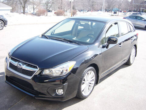2014 Subaru Impreza for sale at North South Motorcars in Seabrook NH