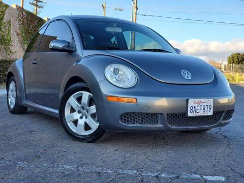 2007 Volkswagen New Beetle for sale at Gold Coast Motors in Lemon Grove CA