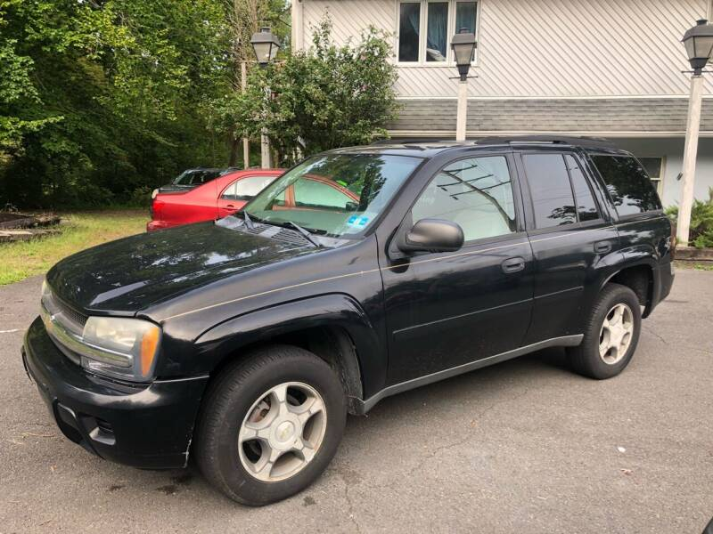 2007 Chevrolet TrailBlazer for sale at 22nd ST Motors in Quakertown PA