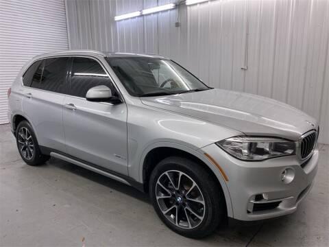 2017 BMW X5 for sale at JOE BULLARD USED CARS in Mobile AL
