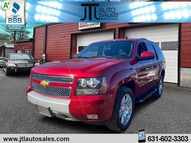 2013 Chevrolet Tahoe for sale at JTL Auto Inc in Selden NY