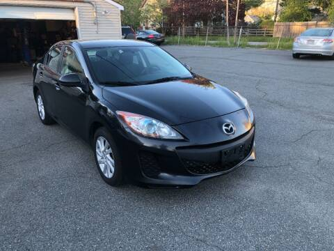 2012 Mazda MAZDA3 for sale at HZ Motors LLC in Saugus MA