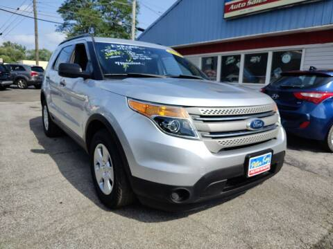 2013 Ford Explorer for sale at Peter Kay Auto Sales in Alden NY