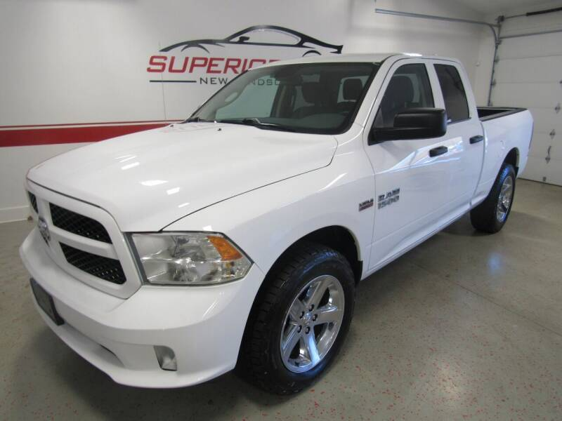 2016 RAM Ram Pickup 1500 for sale at Superior Auto Sales in New Windsor NY