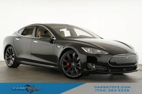 2015 Tesla Model S for sale at JumboAutoGroup.com - Carsntoyz.com in Hollywood FL