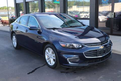 2018 Chevrolet Malibu for sale at Ultimate Auto Deals DBA Hernandez Auto Connection in Fort Wayne IN