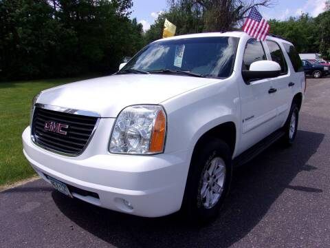 2007 GMC Yukon for sale at American Auto Sales in Forest Lake MN