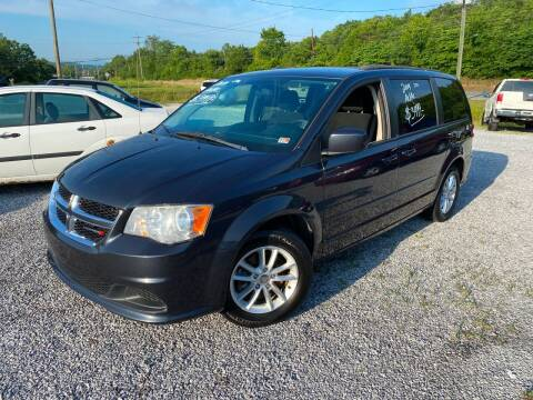 2014 Dodge Grand Caravan for sale at Bailey's Auto Sales in Cloverdale VA