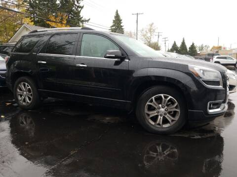 2015 GMC Acadia for sale at Jim Douglas Auto Sales in Pontiac MI