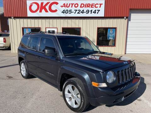 2015 Jeep Patriot for sale at OKC Auto Direct in Oklahoma City OK