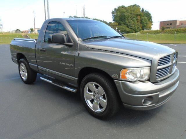 2005 Dodge Ram Pickup 1500 for sale at Atlanta Auto Max in Norcross GA