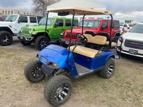 2012 E-Z-GO Golf Cart