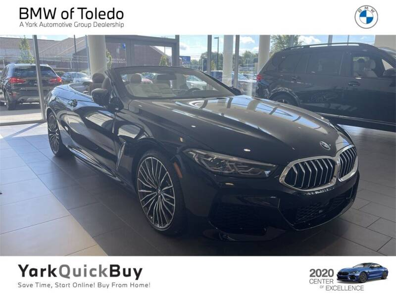 2022 BMW 8 Series for sale in Toledo, OH