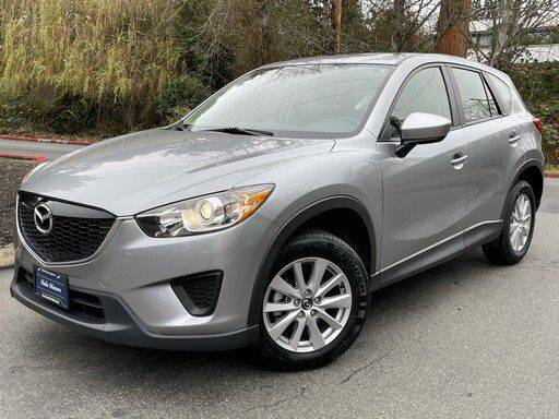 2014 Mazda CX-5 for sale at Halo Motors in Bellevue WA