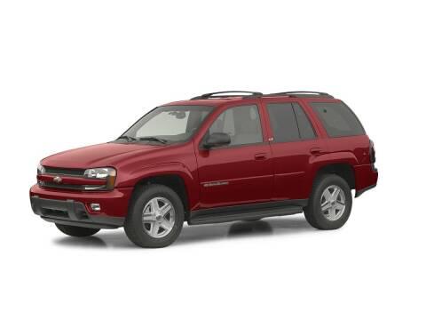 2002 Chevrolet TrailBlazer for sale at Bill Gatton Used Cars - BILL GATTON ACURA MAZDA in Johnson City TN