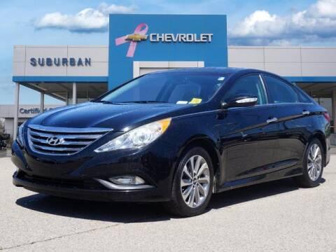 2014 Hyundai Sonata for sale at Suburban Chevrolet of Ann Arbor in Ann Arbor MI