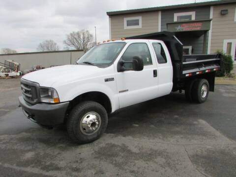 2003 Ford F-350 Super Duty for sale at NorthStar Truck Sales in St Cloud MN