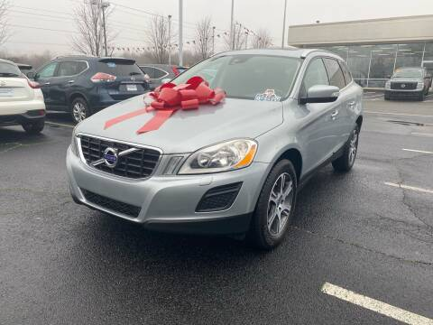 2013 Volvo XC60 for sale at Charlotte Auto Group, Inc in Monroe NC