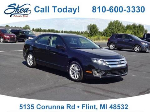 2012 Ford Fusion for sale at Jamie Sells Cars 810 in Flint MI