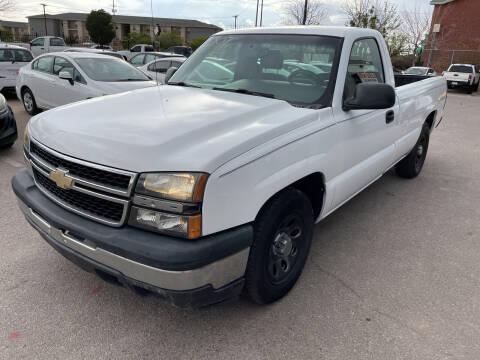 2007 Chevrolet Silverado 1500 Classic for sale at Legend Auto Sales in El Paso TX