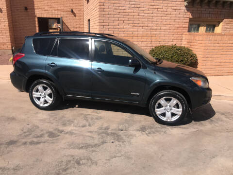 2008 Toyota RAV4 for sale at Freedom  Automotive in Sierra Vista AZ