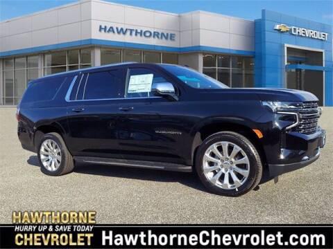 2021 Chevrolet Suburban for sale at Hawthorne Chevrolet in Hawthorne NJ