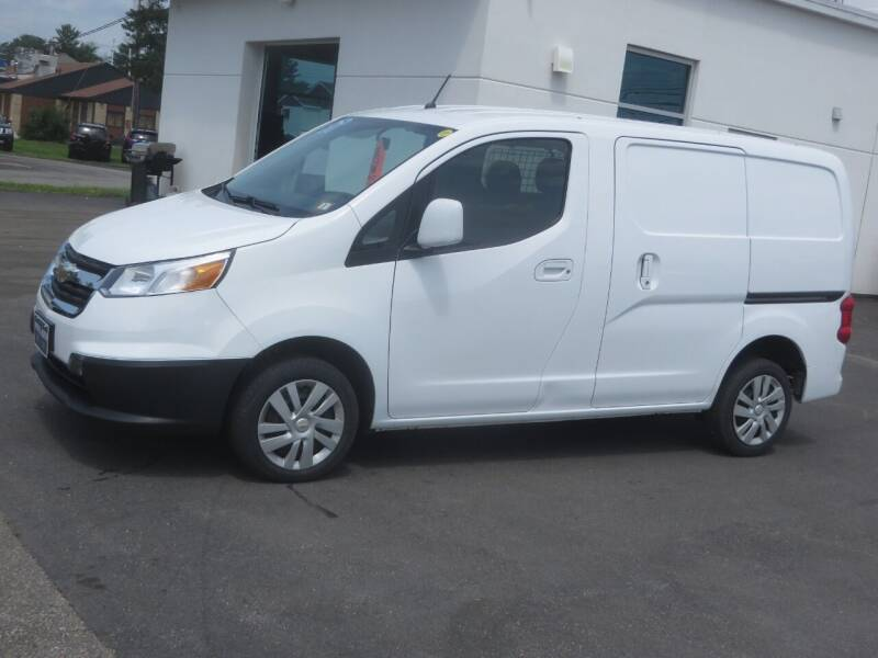 2017 Chevrolet City Express Cargo for sale at Price Auto Sales 2 in Concord NH