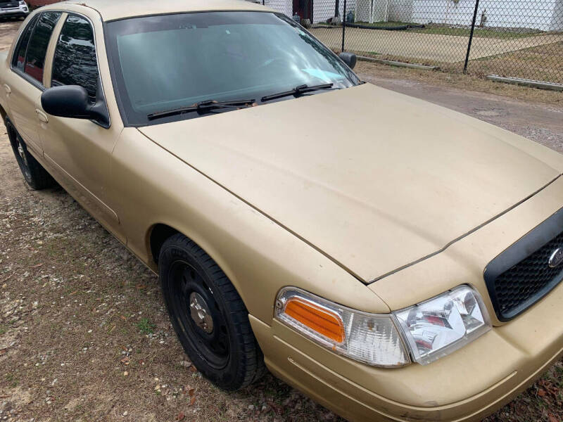 2003 Ford Crown Victoria for sale at Augusta Motors in Augusta GA