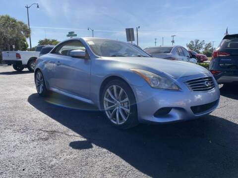 2010 Infiniti G37 Convertible for sale at Mike Auto Sales in West Palm Beach FL