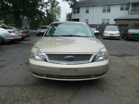 2007 Ford Five Hundred for sale at Wheels and Deals in Springfield MA