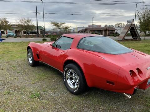 1979 Chevrolet Corvette for sale at Classic Car Addiction in Marysville WA