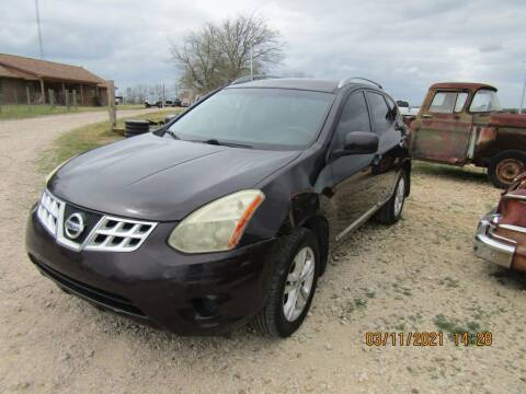 2012 Nissan Rogue for sale at Hill Top Sales in Brenham TX