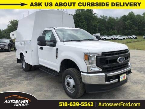 2020 Ford F-350 Super Duty for sale at Autosaver Ford in Comstock NY