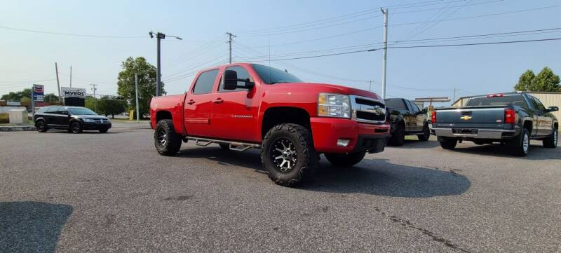 2011 Chevrolet Silverado 1500 for sale at CHILI MOTORS in Mayfield KY
