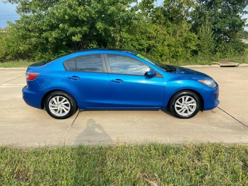 2012 Mazda MAZDA3 for sale at J L AUTO SALES in Troy MO