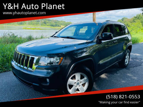 2011 Jeep Grand Cherokee for sale at Y&H Auto Planet in West Sand Lake NY