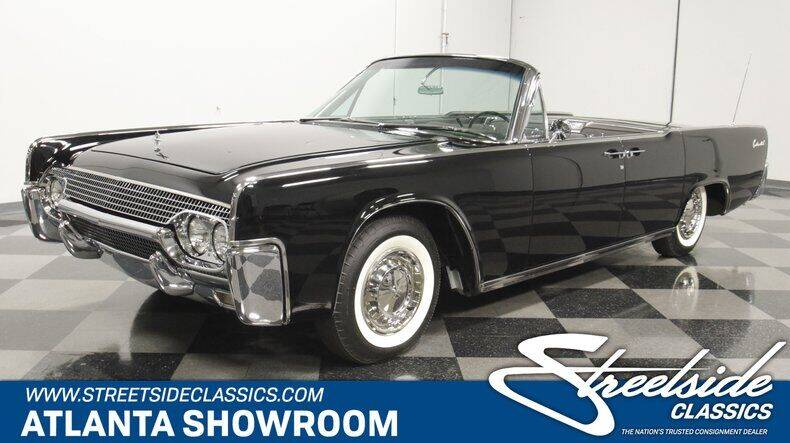 1961 Lincoln Continental for sale in Lithia Springs, GA